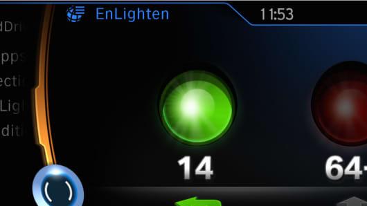 EnLighten app