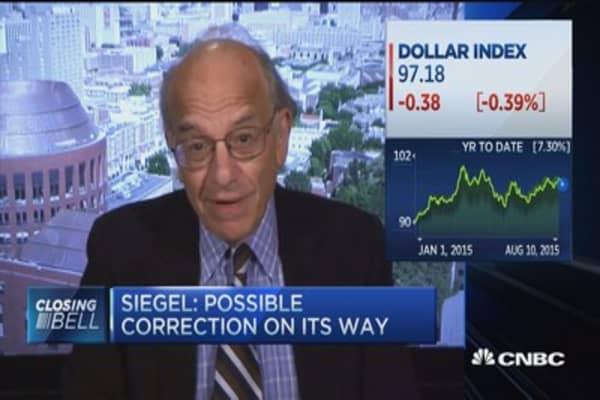 Dow 20,000 still possible: Siegel