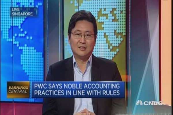 What's really hurting commodity trader Noble Group