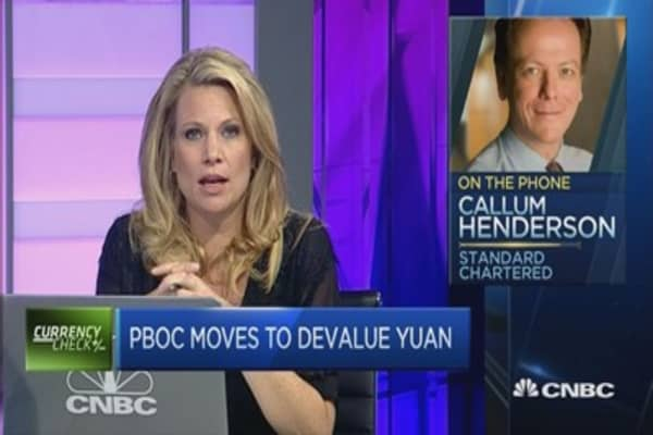 Timing of yuan devaluation was a surprise: Pro