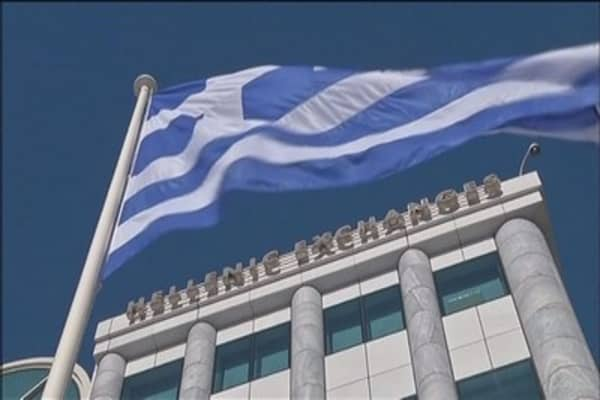 Greece bailout on the way