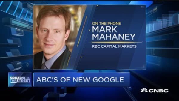 New Google a 'modest catalyst': Analyst