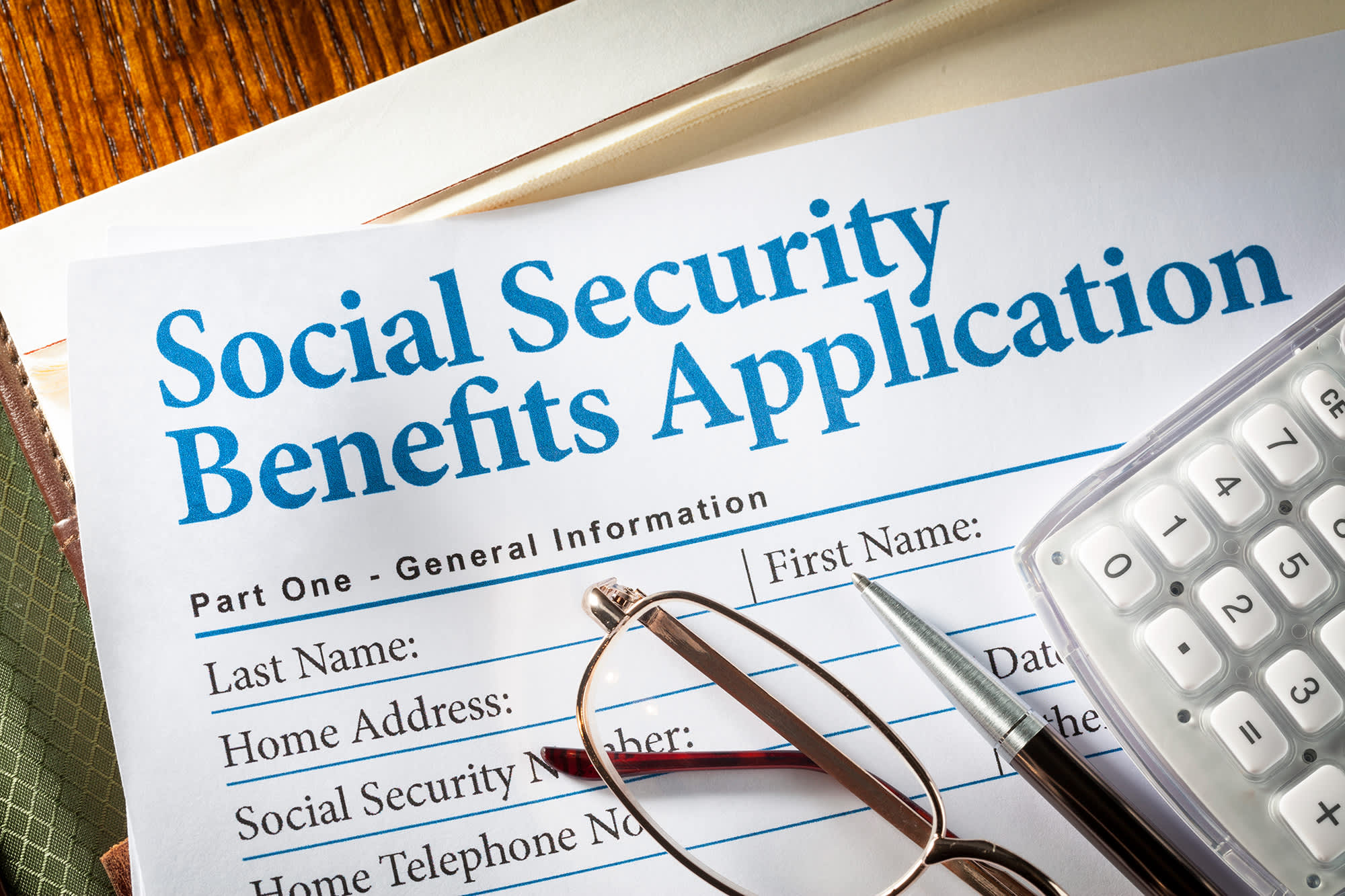 Security 80 Va Social Disability And