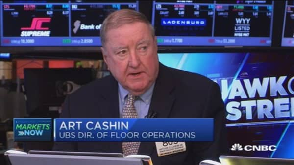Cashin: Currency wars to heat up