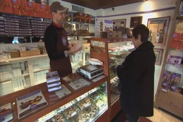 Confidence up for small business owners