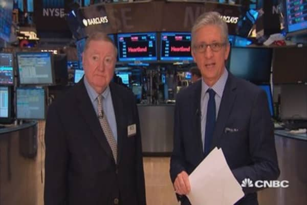 Cashin says: Partly a buyers boycott