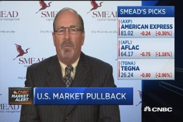 China devalues, markets pull back