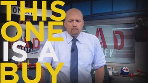 Cramer can't believe this stock is a buy