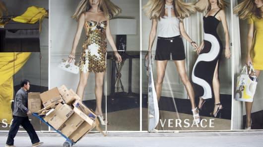 نتيجة بحث الصور عن Versace Italian Fashion House