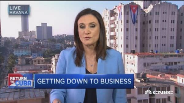 Starting a business in Cuba