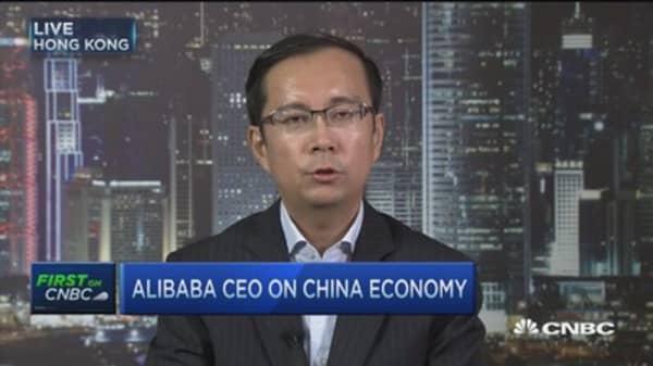 Alibaba CEO: 367 million active buyers