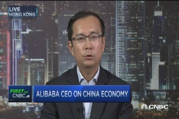 Alibaba CEO: 367 million active buyers