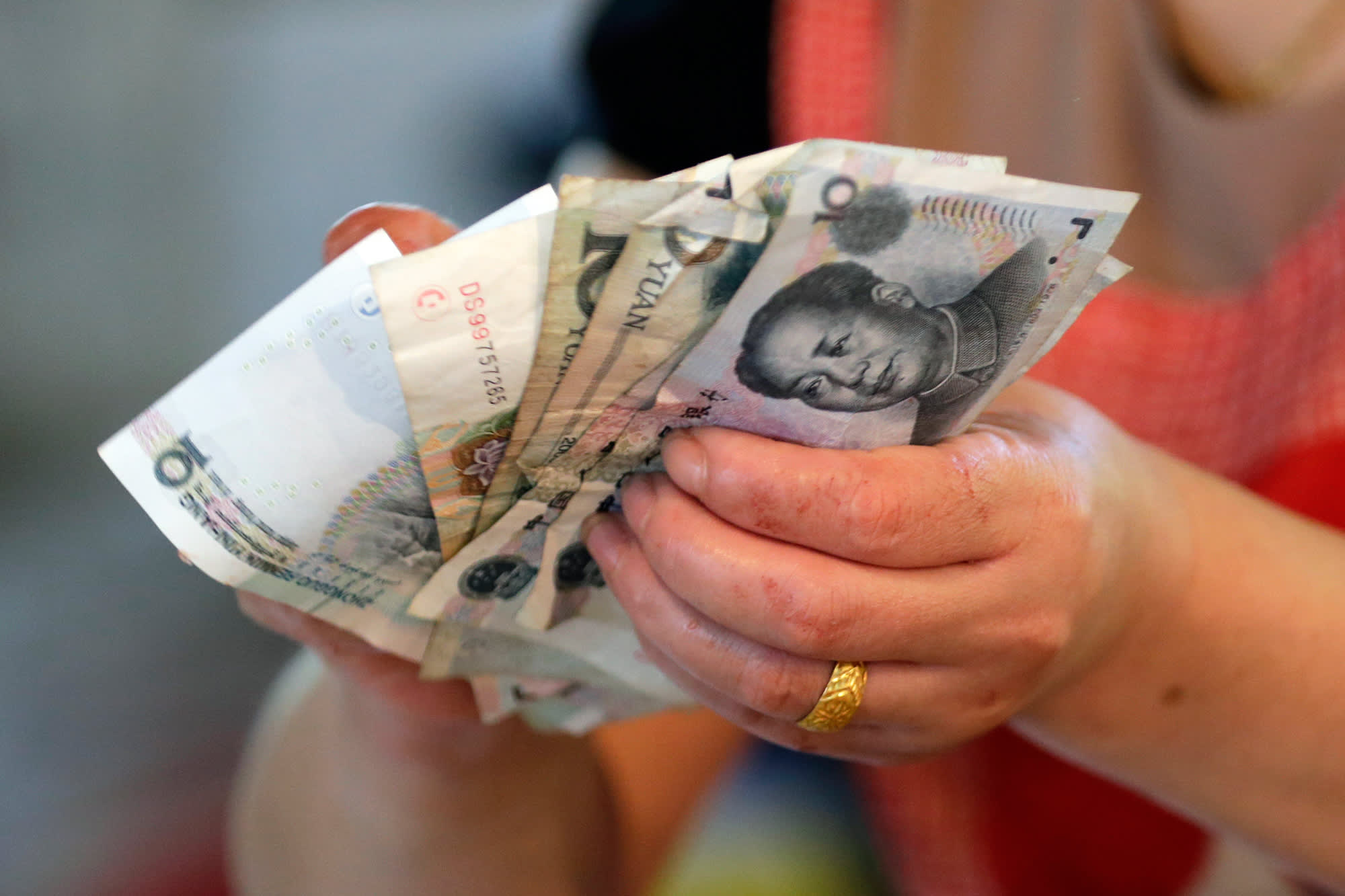 Daiwa why chinas currency yuan renminbi could get wobbly buycottarizona Gallery