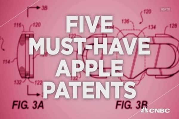 Five Apple patents you can't live without