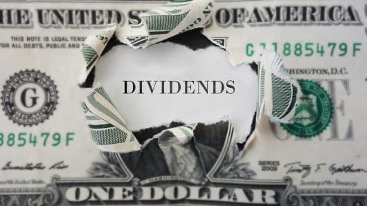 Dividends buyback