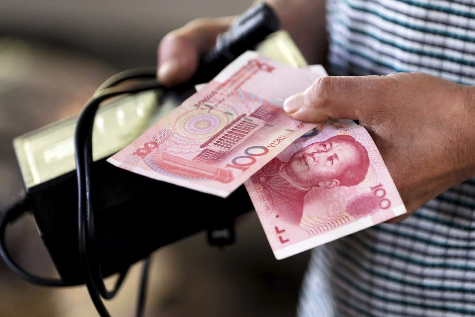 Chinese yuan heres whats happening to the currency buycottarizona Gallery