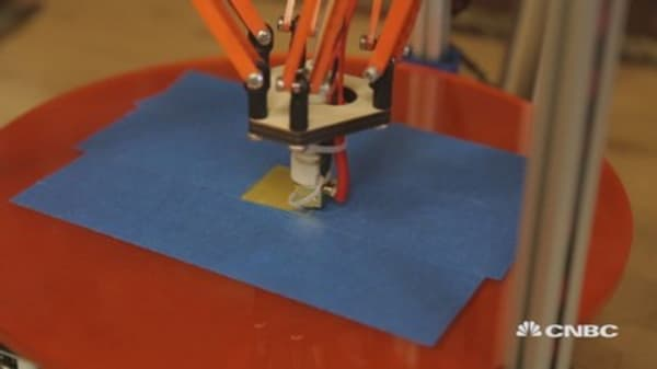 Making 3-D printers affordable