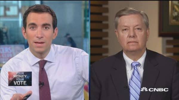 Sen. Graham: Iran deal is terrible