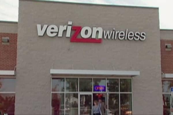 Verizon dials in new price plan