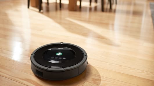 Roomba, by iRobot Corporation