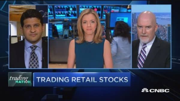 Trading Nation: Charting the retailers