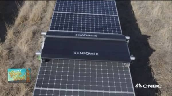 Solar rooftops up & coming