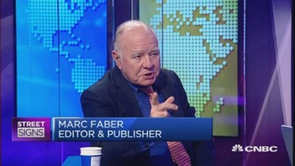 China is a headwind for multinationals: Faber