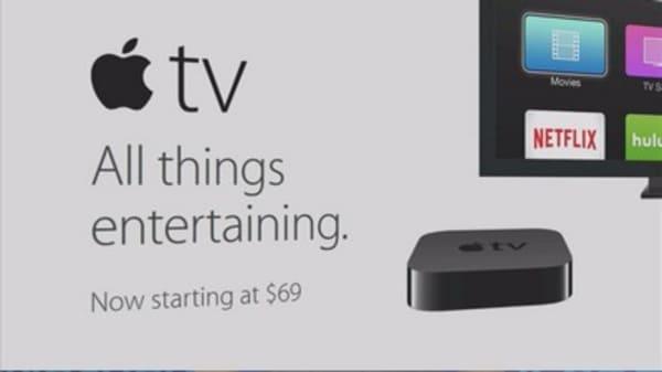Apple delays TV streaming service