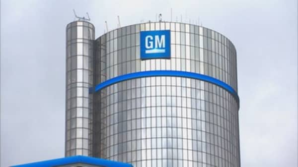 More recalls for GM
