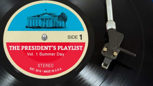 President Barack Obama playlist