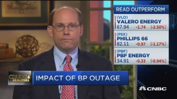 Oil market physically oversupplied: Pro