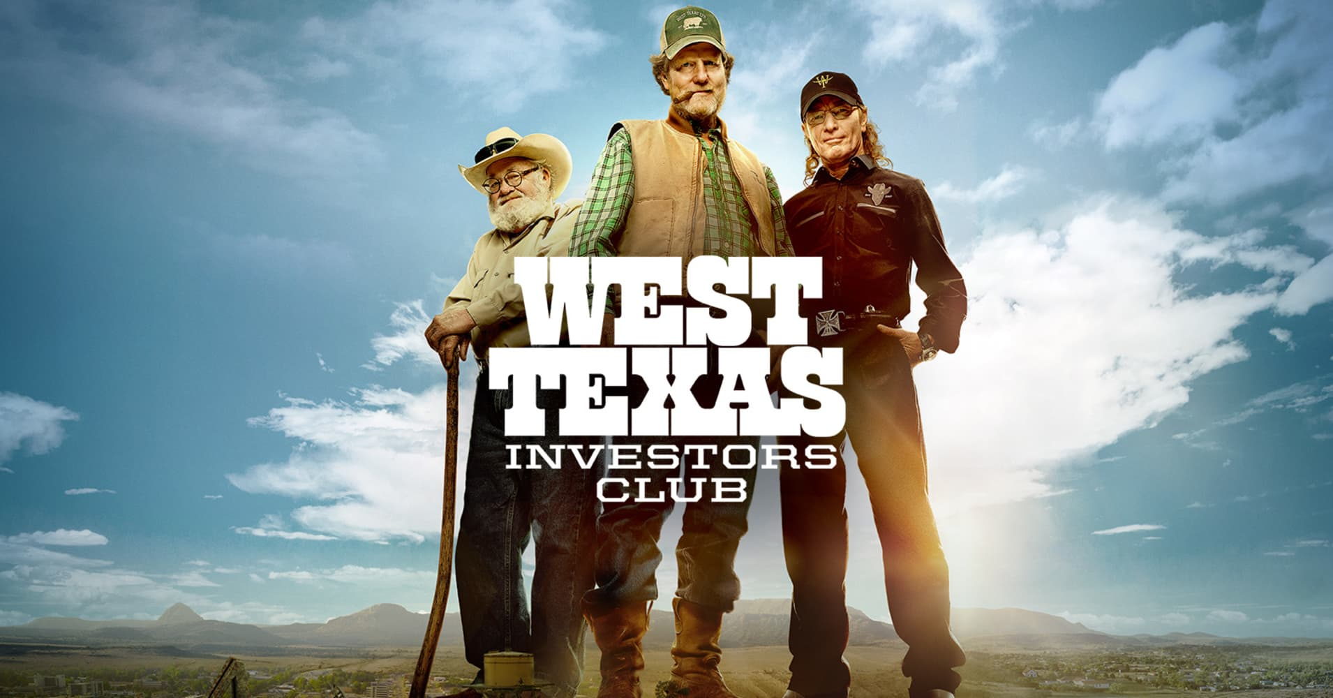 West Texas Investors Club – Home | CNBC Prime