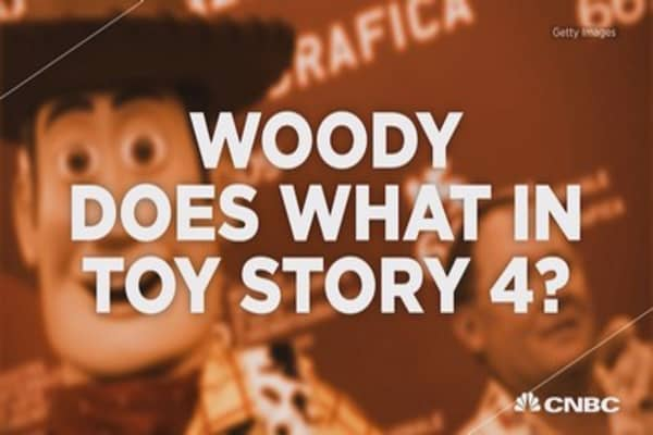 Toy Story's Woody to find love in fourth movie