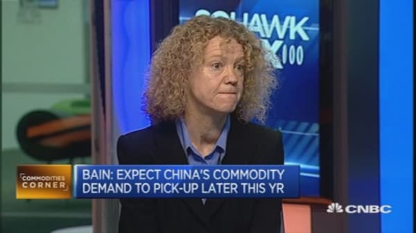 I'm negative on steel: Commodities economist