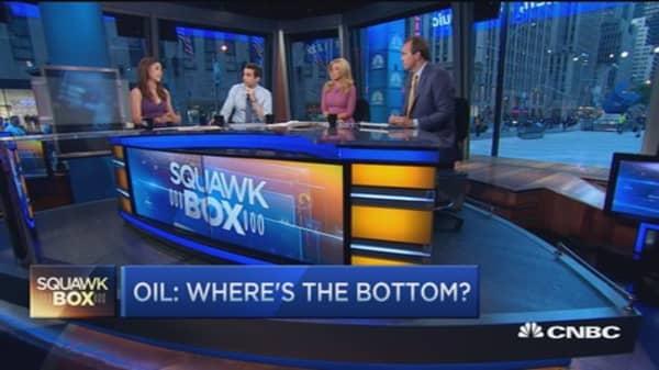 Bottom's not in for WTI: Survey