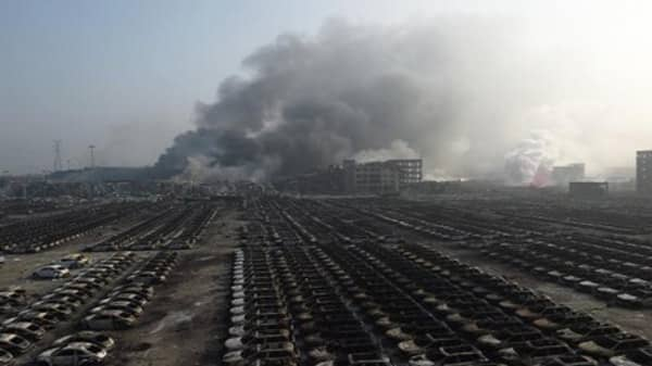 Death toll in China blast rises to 114