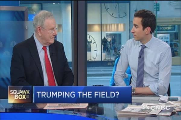 You have to take Trump seriously: Steve Forbes