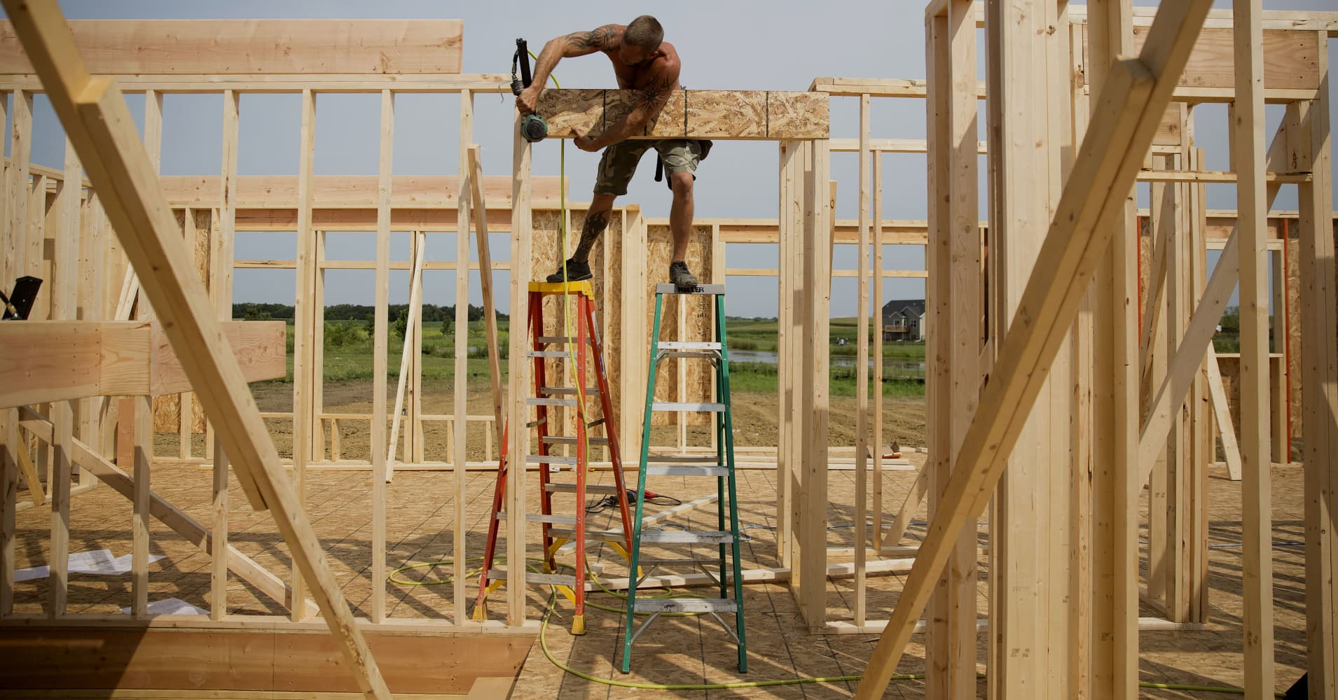 For homebuilders, 'the next few months are big'