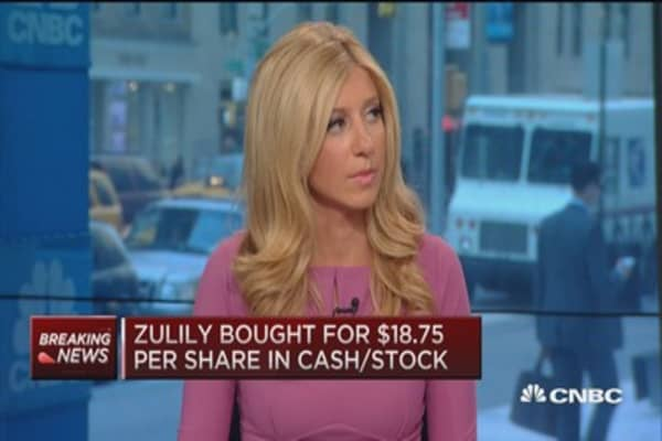 Liberty Interactive buys Zulily for $2.4 billion