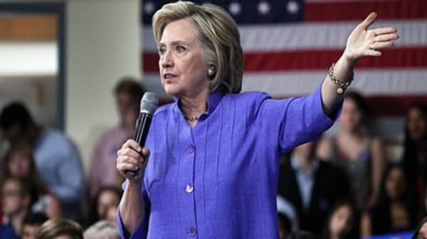 Is Hillary Clinton's presidential run in trouble?
