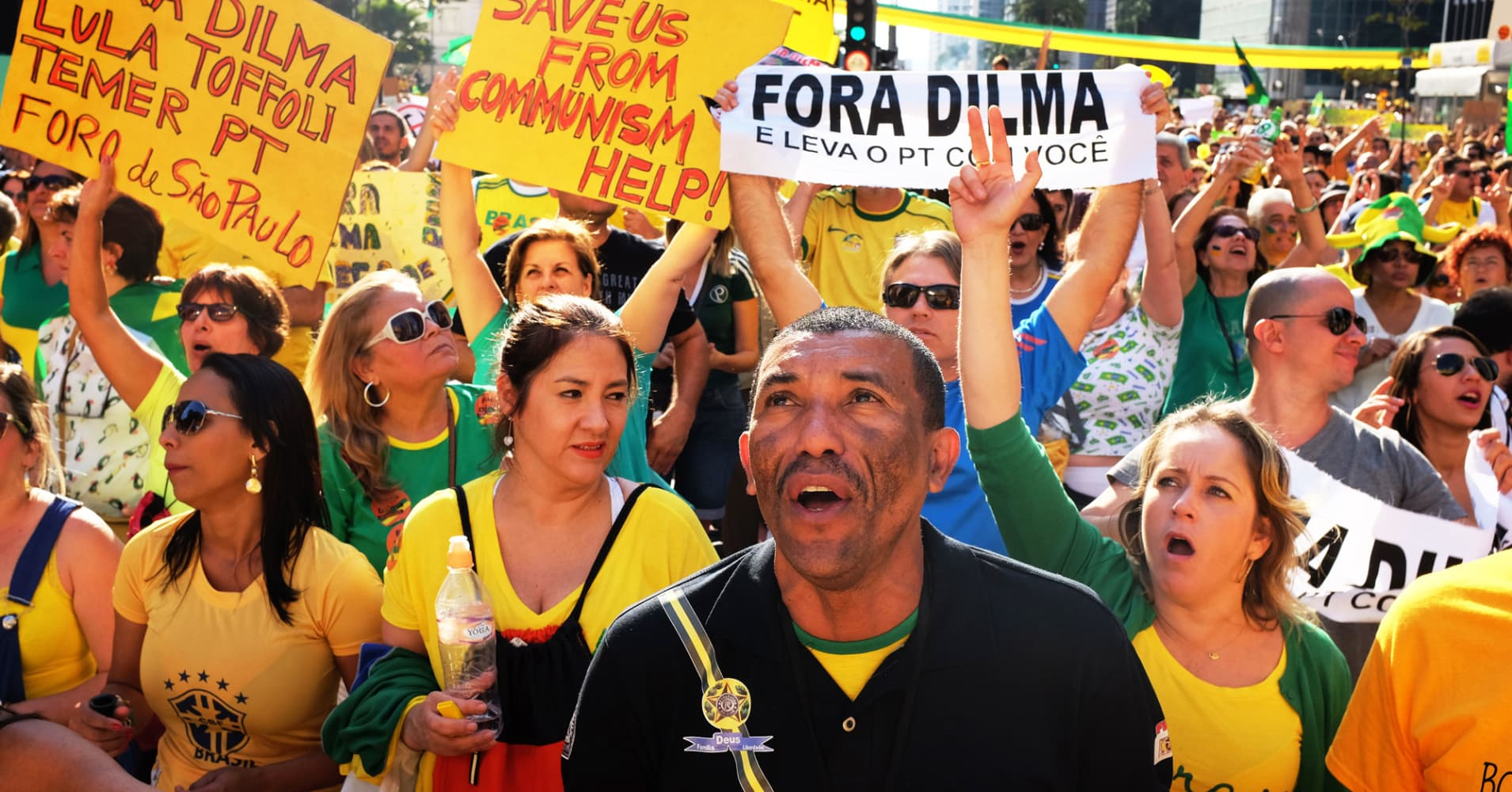 Brazil is in crisis ahead of 2016 Olympics in Rio—commentary
