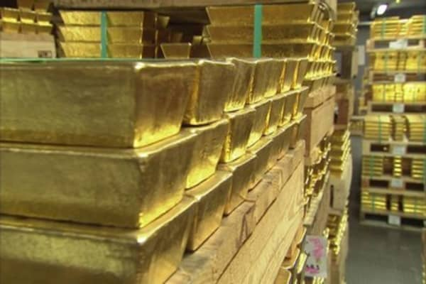 A glittery future for gold: HSBC