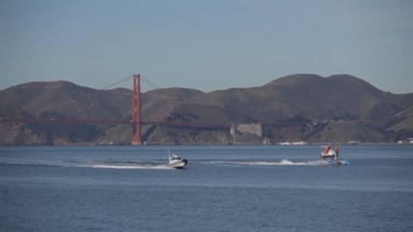 Morning quake rocks San Francisco
