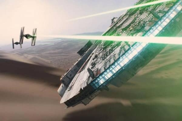 'Jaw-dropping' new Star Wars park: Bob Iger