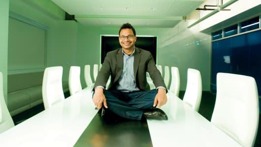 AppDynamics founder Jyoti Bansal.