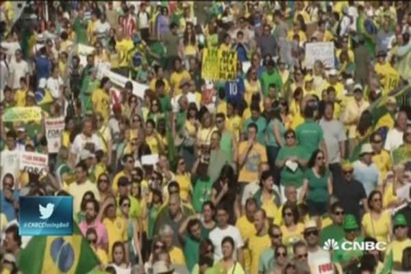 Brazil's perfect storm: Pro