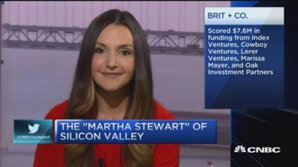 The 'Martha Stewart' of Silicon Valley