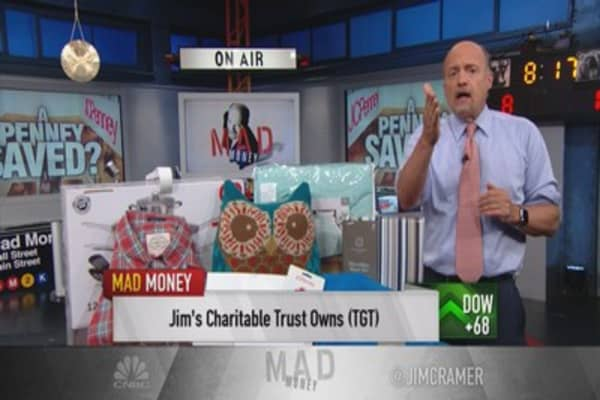 Cramer: JC Penney will kill competition