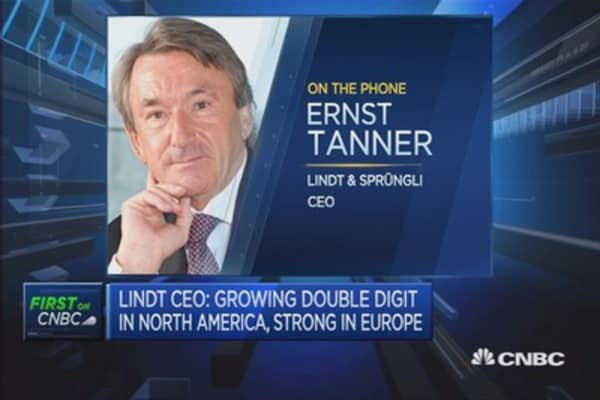 Will be cautious entering China: Lindt & Sprüngli CEO