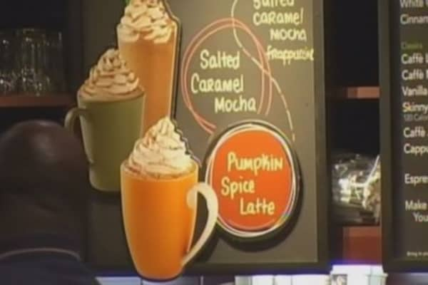 Coffee wars spicing up this fall